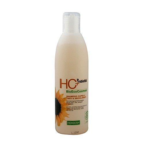 Shampoo Per Capelli Colorati Fissante E Ravvivante Del Colore Homocrin Hc+ Shampoo Capelli Tinti E Decolorati 250 Ml