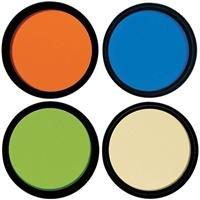 Meade 07528 Series 4000 Color Filter Set No.3 (Black)