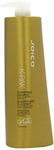 Joico K-Pak Clarifying Shampoo for Unisex, 33.8 Ounce by Joico