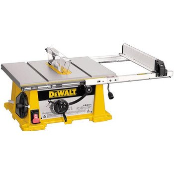 Factory-Reconditioned DEWALT DW744R 13 Amp 10-Inch Portable Table Saw