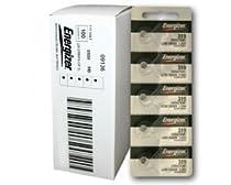Energizer 319 100Ct Watch Batteries 1.55V Silver Oxide SR64