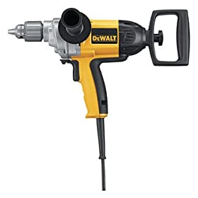DEWALT DW130V Heavy-Duty 9 Amp 1/2-Inch Drill with Spade Handle
