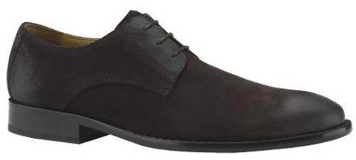 Cole Haan Air Larkin Oxford - Dark Brown Suede (8M) (Cole Haan Shoe Inserts compare prices)