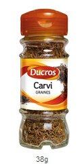 DUCROS - Poivres Herbes Epices - Epices - Carvi - 38 g