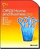 Microsoft Office Home &amp; Business 2010 - 2PC/1User (one desktop and one portable) (Disc Version)