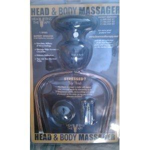 Motorized Head Wizard Scalp Massager (Damaged)