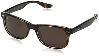 Ray-Ban Junior Kids Sunglasses - RJ9052S / Frame: Havana Lens: Brown