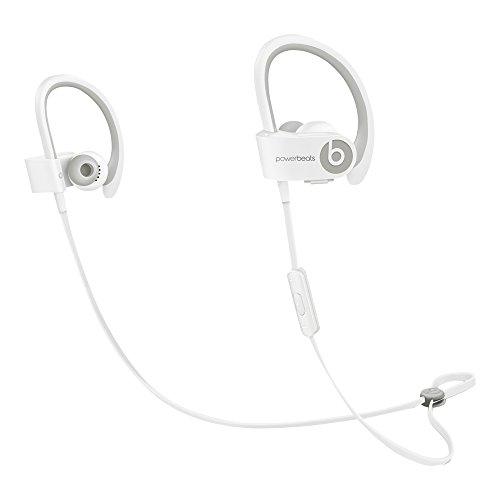 Beats by Dr. Dre Powerbeats2 Wireless Auricolari Sportivi In-Ear Senza Fili, Bianco