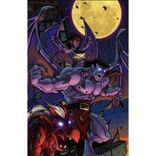 Gargoyles #1-8 (SLG Comic)