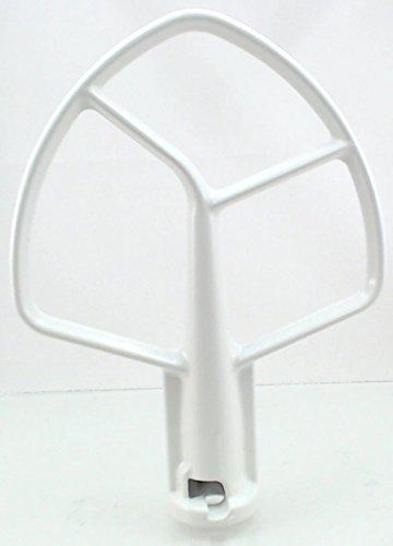 KitchenAid K5AB 5-QT Mixer White Coated Non-Stick Flat Beater 9707670 (Kitchenaid Beater Ksm5 compare prices)