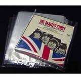 LPレコード保護カバー セット用ビニールカバー25枚セット