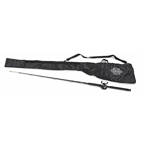 Guide Gear 7 foot 6 inch 5-Rod and Reel Case (Fishing Rod And Reel Case compare prices)