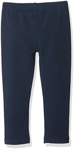 NAME IT Nitdavina Swe Legging MZ Ger, Leggings Bambina, Blu (Dress Blues), 98