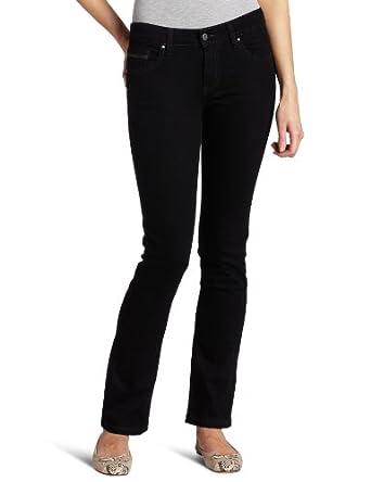李维斯女式修身牛仔裤 Night Fall色 $19.99 Levi's Mid Rise Skinny Jean