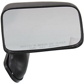 For TOYOTA PICKUP 89-95 SIDE MIRROR RIGHT PASSENGER, DOOR MOUNT FOLDING, KOOL-VUE Description change to:For TOYOTA PICKUP 89-95 MIRROR RH, Black, Door Mount Foldaway, w/ Vent Window, w/ Single Glass Mirrors (1991 Toyota Parts compare prices)