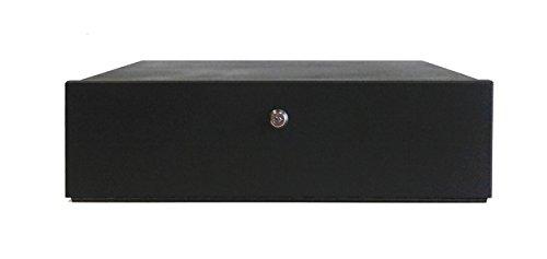 Smart Security Club DVR Lock-Box, 18 x 18 x 5 inch, Fan, Heavy Duty 16 Gauge