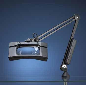 Luxo Wave Plus Magnifier - 45