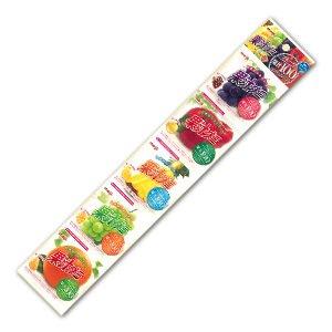明治 果汁グミ食べきり5連アソート 90g×12袋