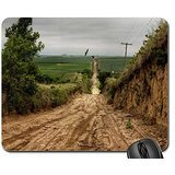 carved-out-road-through-cultivated-fields-mouse-pad-mousepad-fields-mouse-pad