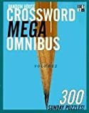 img - for Random House Crossword MegaOmnibus, Volume 2 (Random House Crosswords) book / textbook / text book