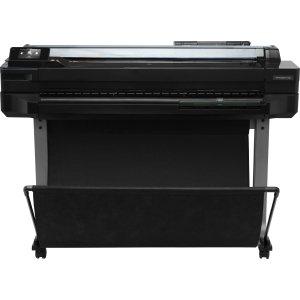 DesignJet T520 24-inch 70D Prints per Hour 2400 x 1200 Network-Ready Color ePrinter