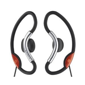 Sony MDR-AS20J Active Style Ear-Buds with Soft Loop Hangers