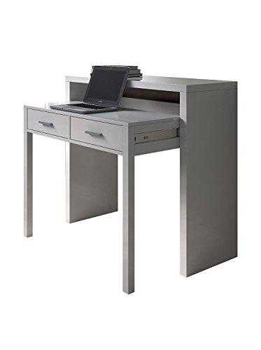 habitdesign-004582bo-mesa-de-escritorio-extensible-color-blanco-brillo-medidas-985-x-875-x-36-70-cm-