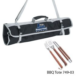 Barbecue Accessories BYU 3 Piece BBQ Tote (pack of 4)