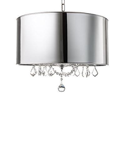 Contemporary Living Lampada A Sospensione Jewel Ring Trasparente