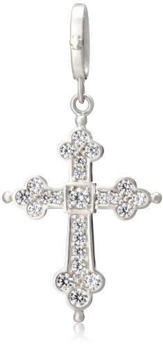 [ローリーロドキン] loree rodkin medium gothic cross/ペンダント P189-886