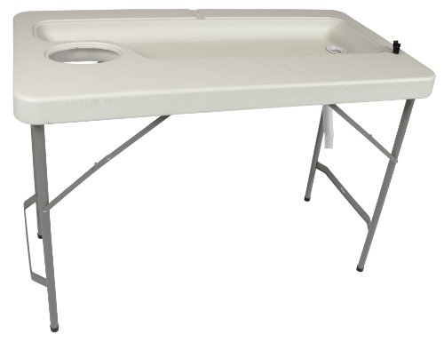 Coldcreek Outfitters Fillet Table (Gray)