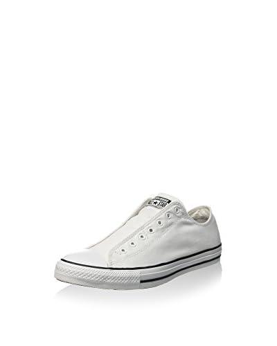 Converse Sneaker All Star Slip Canvas weiß/schwarz