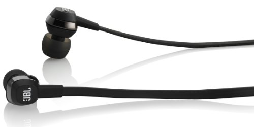 Jbl J22 High-Performance In-Ear Headphones - Black