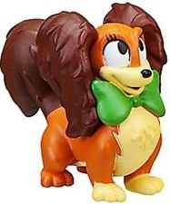 "Disney Mickey Mouse Fifi Pet Dog Pet Shop Pvc 3"" Figure Cake Topper Toy"