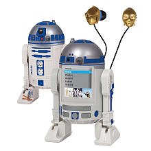 Star Wars 2Gb R2D2 Mp4 Player