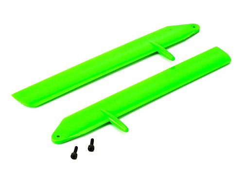 Blade Main Rotor Blade Fast Flight Set Green 130 X BLH3715GR