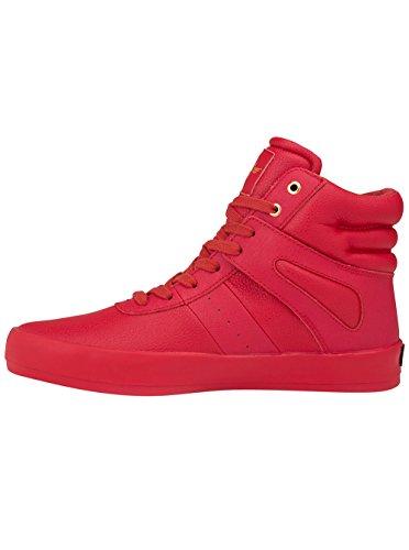 Creative Recreation Men's Moretti Fashion Sneaker, Red, 10 M US