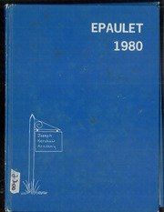 (Reprint) Yearbook: 1980 Joseph Kershaw High School Epaulet Yearbook Camden SC PDF