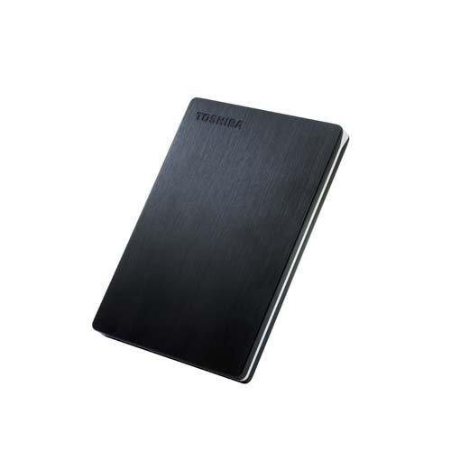 東芝 2.5インチ USB3.0外付け HDD (1.0TB) ブラック
