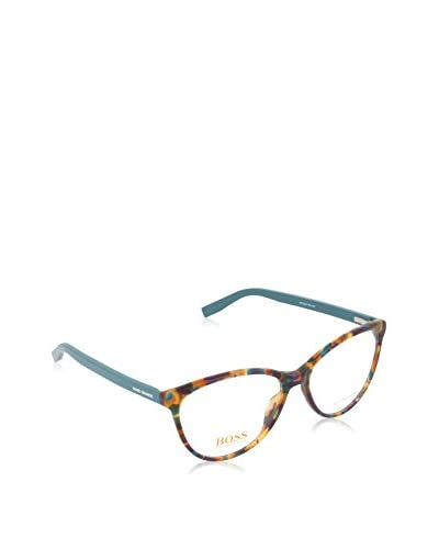 BOSS ORANGE Gestell BO02027KQ54 havanna/blau