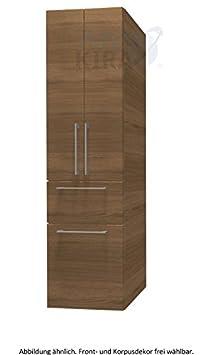 Pelipal Sonic High Cupboard (Si-hs 03-l/R) Bathroom Furniture/Comfort N/45 x 168 x 33 cm