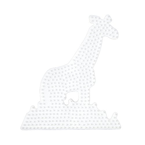 Hama - 292 - Loisir Créatif - Midi Plaque - Grande Girafe