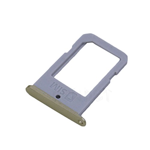 SIM Card Tray Holder Spare/Repair Replacement Part for Samsung Galaxy S6 Edge (Galaxy S4 Active Repair Kit compare prices)