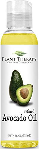 Avocado Carrier Oil 4 oz. A Base Oil for Aromatherapy, Essential Oil or Massage use.