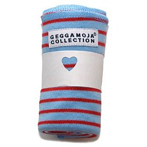 Geggamoja Organic Striped Blanket