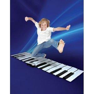 """Rhode Island Novelty Giant 100"""" Electronic Floor Mat Keyboard"""