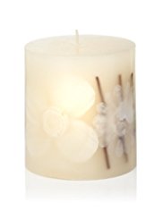 Vanilla Inclusion Candle