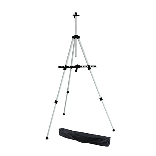 Ohuhu-66-Tall-Lightweight-Aluminum-Field-Easel-Great-for-Table-Top-or-Floor-Use-FREE-BAG