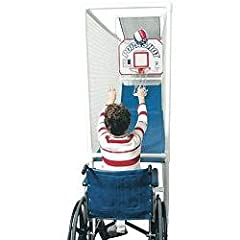 POP - A - SHOT® Electronic Wheelchair Basketball Game by adaptive sports