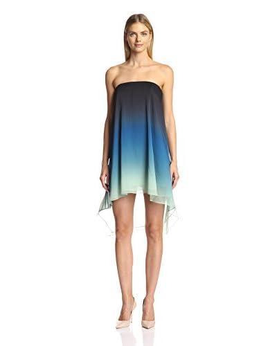 Halston Heritage Women's Strapless Dress